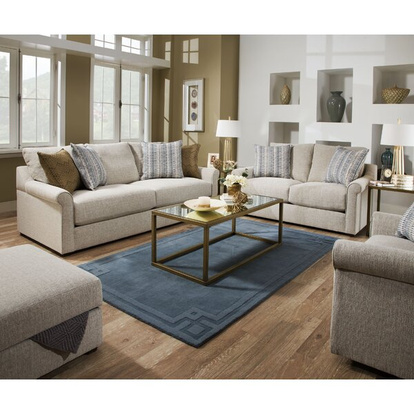 Oz Configurable Living Room Set By Alcott Hill Great price