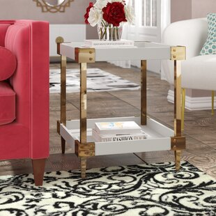 Affordable Price Blais End Table By Willa Arlo Interiors