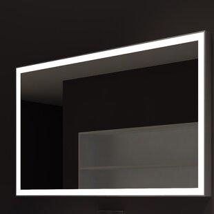 Affordable Kristian Illuminated Bathroom/Vanity Wall Mirror ByOrren Ellis
