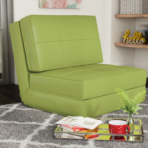 Beckman Convertible Chair by Trule Teen