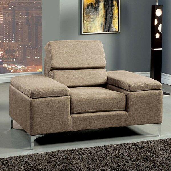 Bonds Club Chair by Orren Ellis