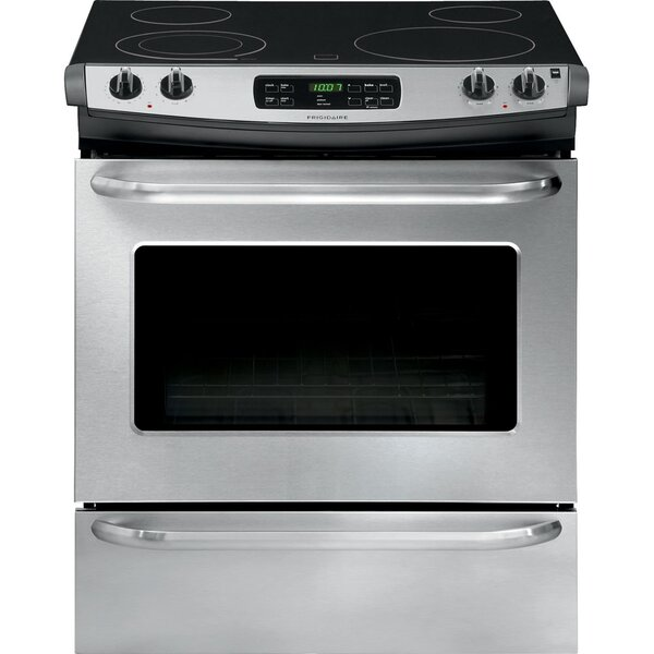 30 Slide-in Electric Range by Frigidaire