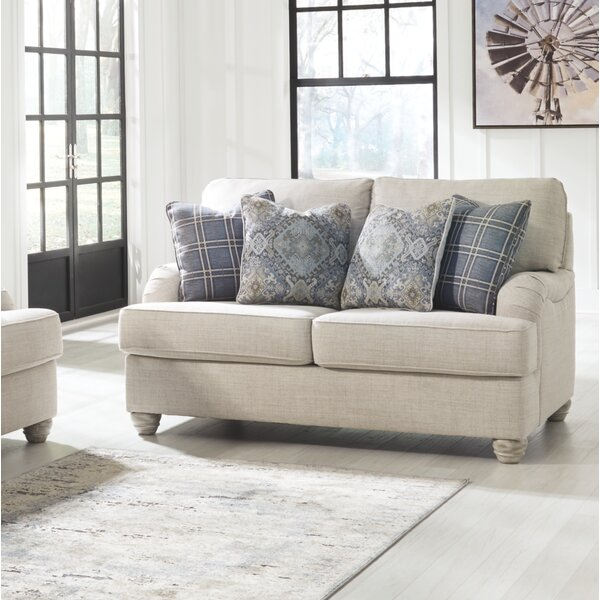 Shop Our Selection Of Ezio Loveseat by August Grove by August Grove