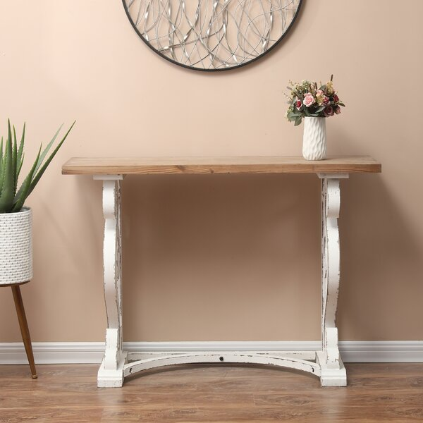 Ophelia & Co. White Console Tables