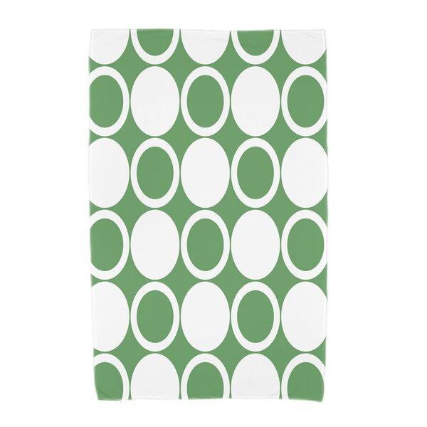 Hassett Beach Towel by George Oliver
