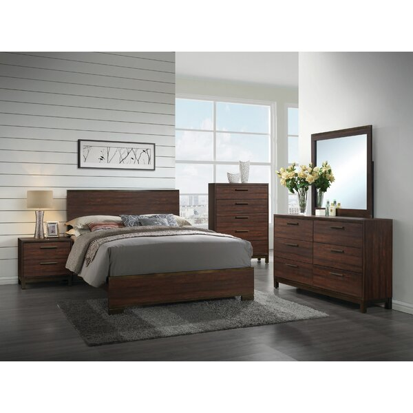 Zech Panel Configurable Bedroom Set by Mercury Row