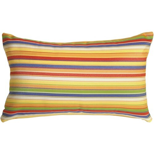 Ossian Indoor/Outdoor Sunbrella Lumbar Pillow by Latitude Run