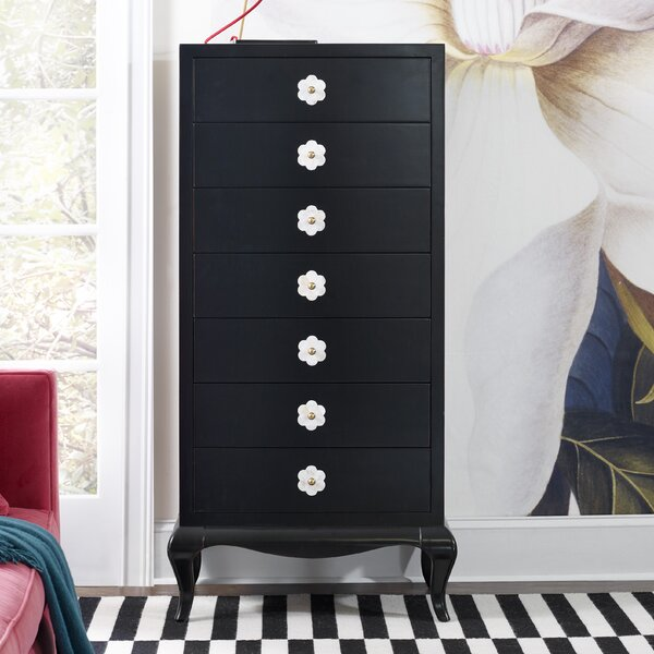 Belle 7 Drawer Lingerie Chest by Cynthia Rowley