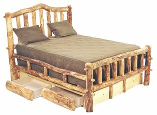 Best  Aspen Heirloom Storage Bed By Mountain Woods Furniture Read Reviews