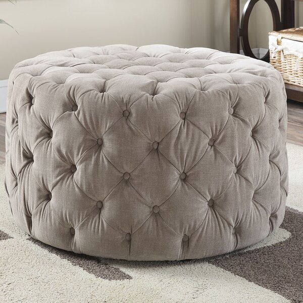 Ted Cocktail Ottoman by A&J Homes Studio