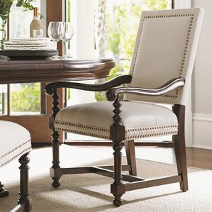 Kilimanjaro Upholstered Dining Chair by Lexington