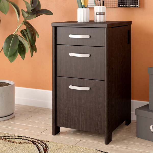 Benter 3-Drawer Vertical Filing Cabinet by Latitude Run
