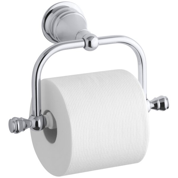 Revival Toilet Tissue Holder by Kohler