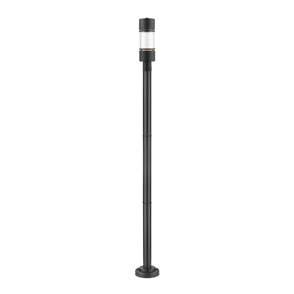 Feder 1-Light LED Outdoor Lamp Post by Ivy Bronx