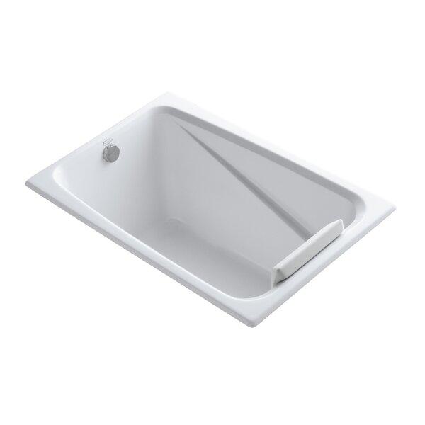 Greek 48 x 32 Drop-in Soaking Bathtub by Kohler