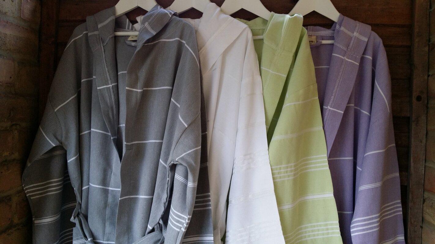 Trendy Peshtemal Dressing Gown