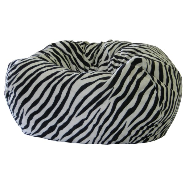 Safari Bean Bag Chair by Gold Medal Bean Bags