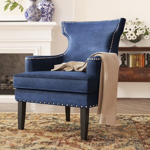 Alford Wingback Chair by Winston Porter