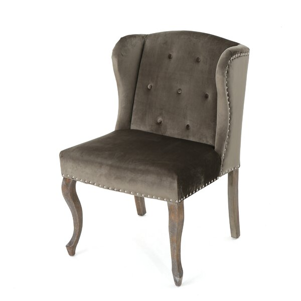 Hollange Wingback Chair by Mercer41