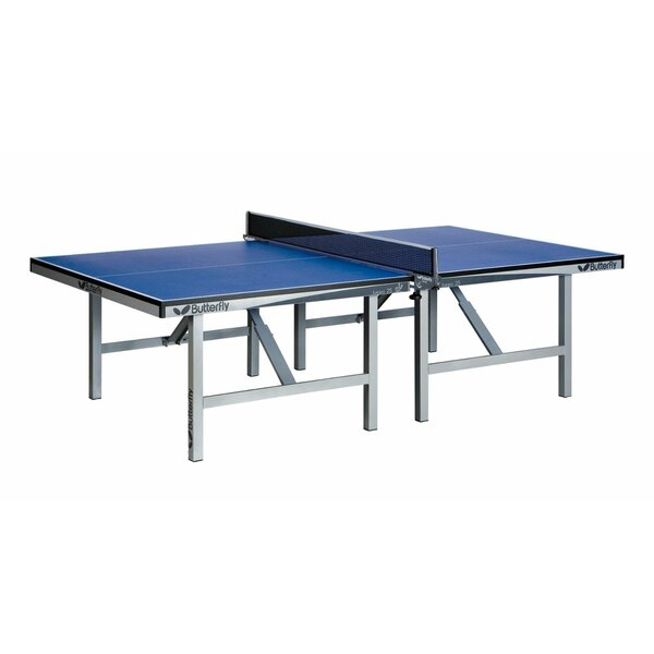 Folding Indoor Table Tennis Table by Butterfly