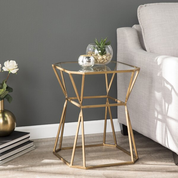 Logue End Table By Mercer41