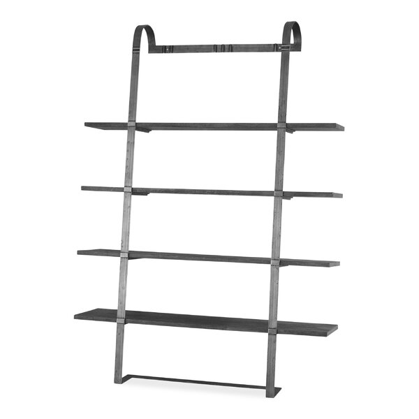 Connor Crook Ladder Bookcase by 17 Stories