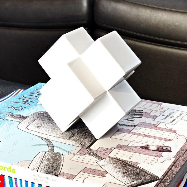 Tyntesfield Cross Cube Sculpture by Wade Logan