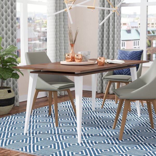 Guernsey Extendable Dining Table by Wrought Studio