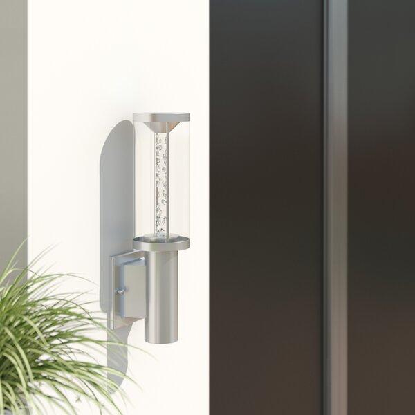 Britt 1-Light Outdoor Sconce by Zipcode Design