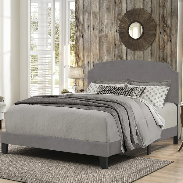 Kleio Desi Queen Upholstered Standard Bed by Winston Porter