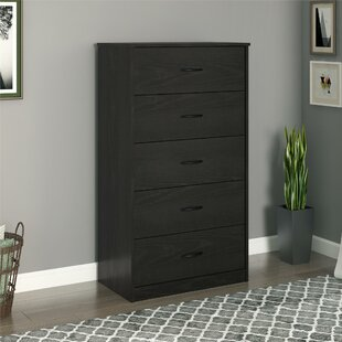 Grantville 5 Drawer Chest by Zipcode Design