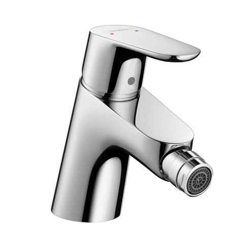 Focus E Single Handle Horizontal Spray Bidet Faucet by Hansgrohe