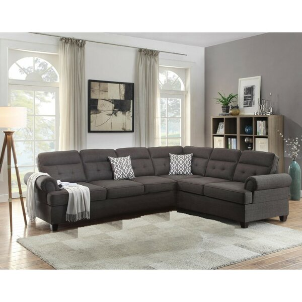 Genous Dacron Sectional by Latitude Run