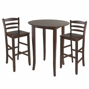 Fiona 3 Piece Dining Set by Luxury Home