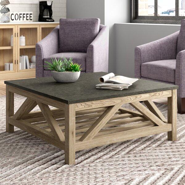 Carlton Coffee Table with Storage by Gracie Oaks Gracie Oaks