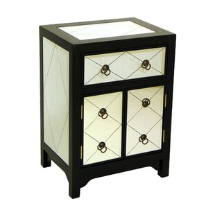Hannes 1 Drawer Cabinet