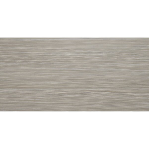 Fabrique 12 x 24 Porcelain Wood Look Tile in Gris Linen by Daltile