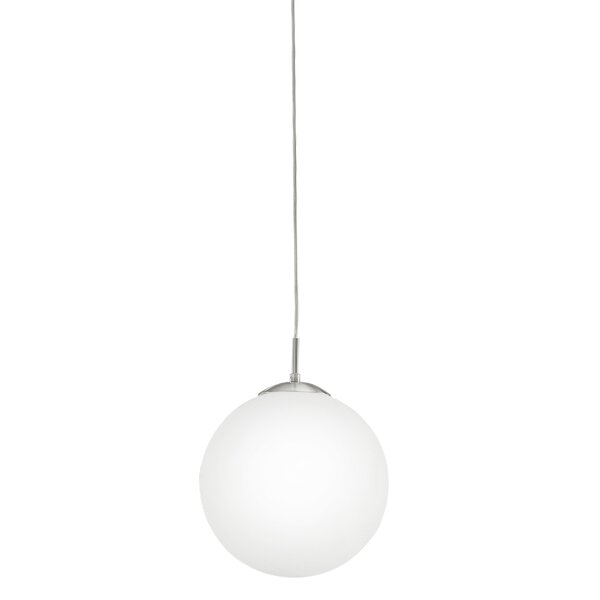 Erick 1-Light Globe Pendant by Langley Street