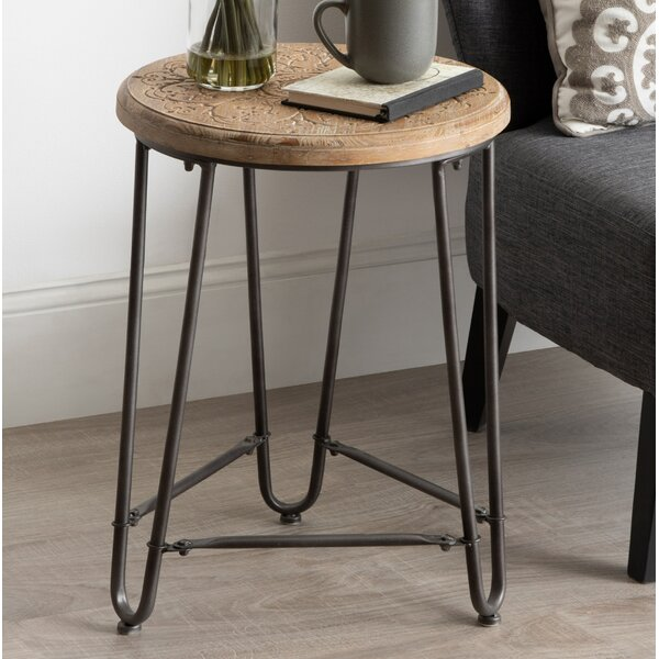 Goff End Table By Bloomsbury Market