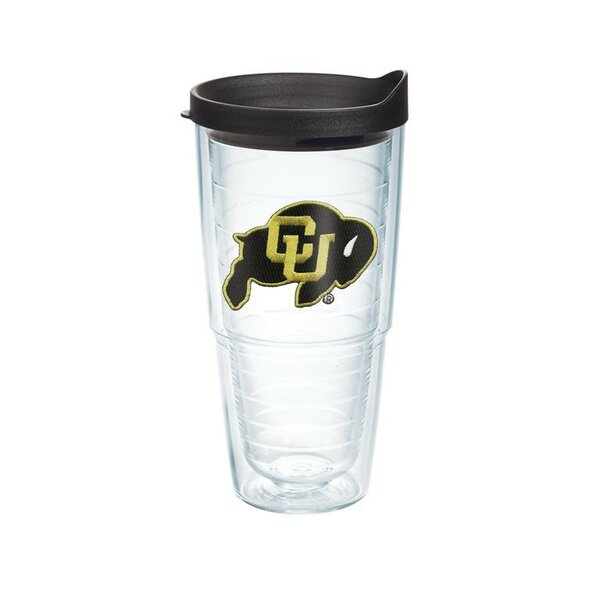 Collegiate Colorado 24 oz. Plastic Every Day Glass by Tervis Tumbler