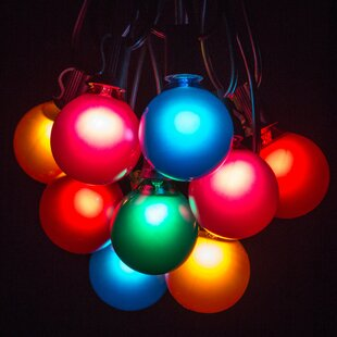 Affordable 100-Light Globe String Lights By Hometown Evolution, Inc.