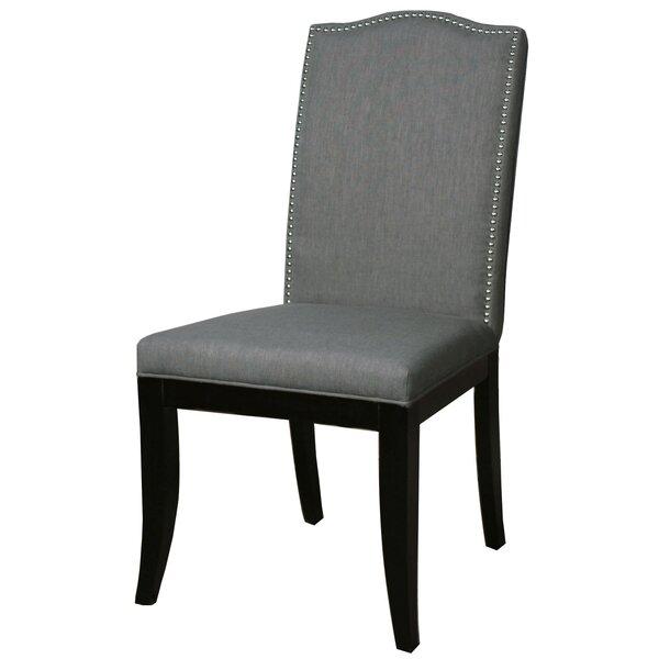 Lehn Upholstered Dining Chair (Set of 2) by Alcott Hill