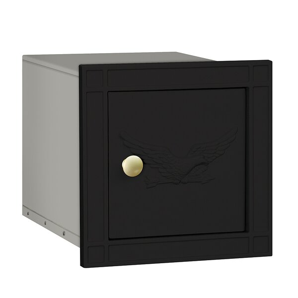 Wall Mounted Mailbox by Salsbury Industries