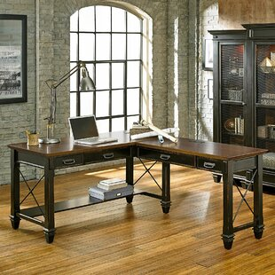 Hartford L-Shape Executive Desk by Martin Home Furnishings