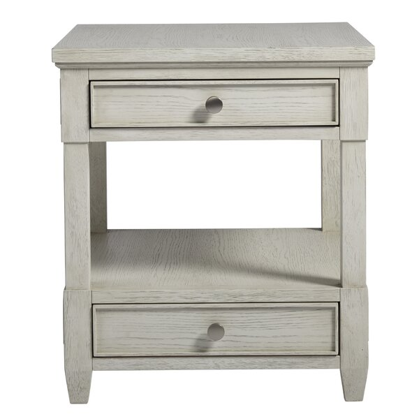 Novalee Drawer End Table with Storage by Gracie Oaks