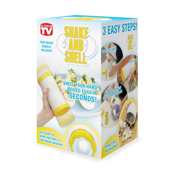 Shake and Shell by Viatek Consumer Products Group