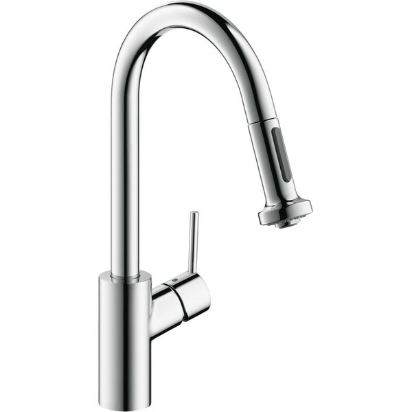 Talis S Pull Down Single Handle Kitchen Faucet by Hansgrohe Hansgrohe