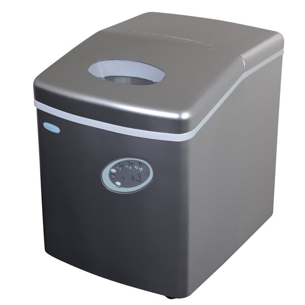 28 lb. Daily Production Portable Ice Maker by NewAir