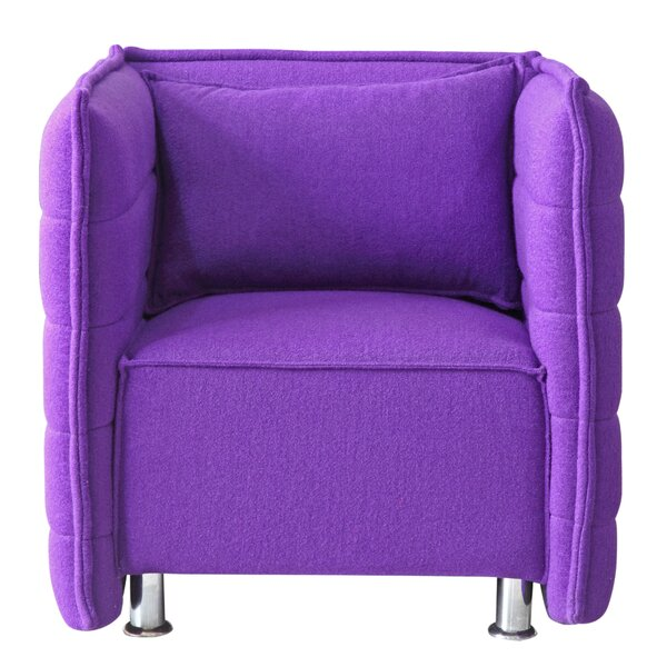 Sofata Lounge Chair by Fine Mod Imports