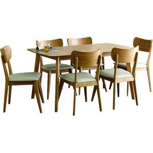 garvey 7 piece dining set